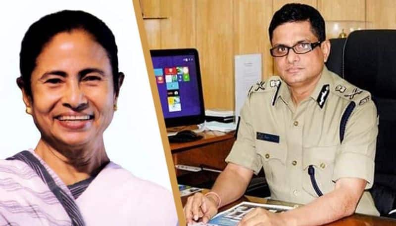 CBI issues look-out notice against Mamata tainted IPS Rajeev Kumar