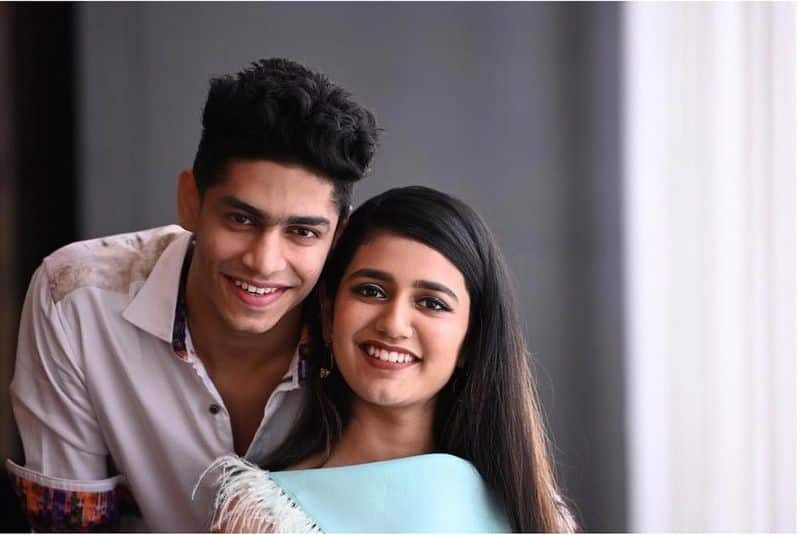 Wink girl Priya Prakash Varrier opens up about relationship with co-star Roshan Abdul Rahoof