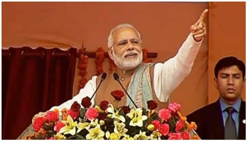 Your 40 Lawmakers Are In Touch With Me  PM Attacks Mamata Banerjee
