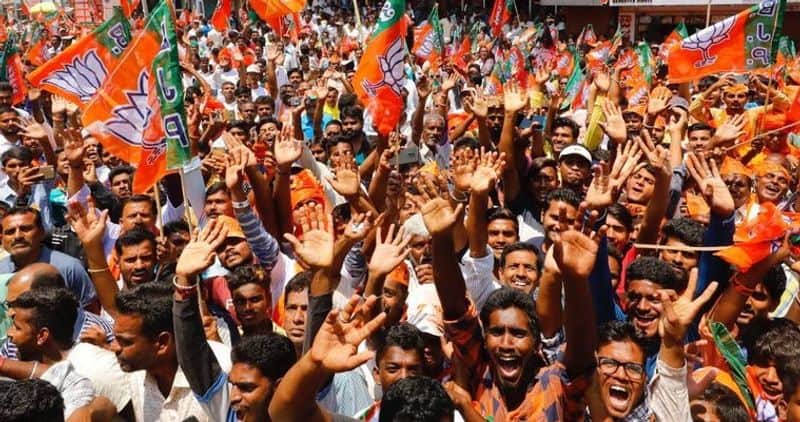 Lok Sabha election results 2019 BJP leading on 20 seats in West Bengal giving new meaning to saffron surge