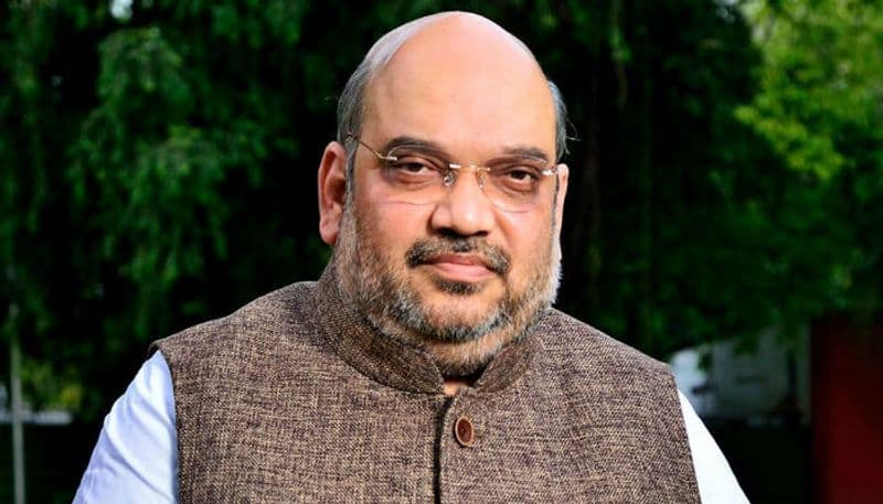Amit Shah: Rahul Gandhi goes abroad as temperature in India rises