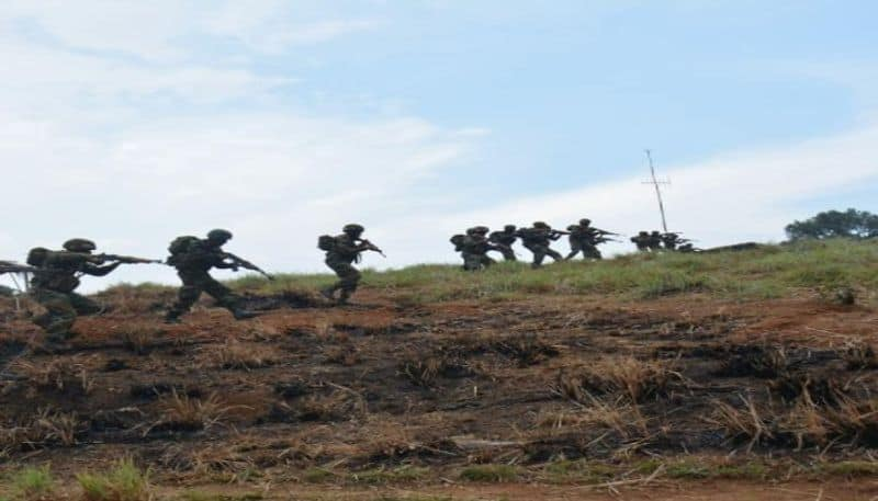 3 Jaish militants give slip security forces Kulgam search operation