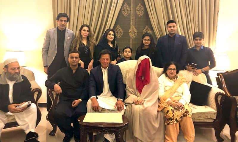 Is Pakistan PM Imran Khan's wife 'witch', Pak PMO claims Bushra face not seen in mirror