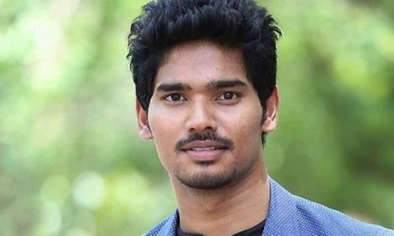 young actor car accident in hydrabad