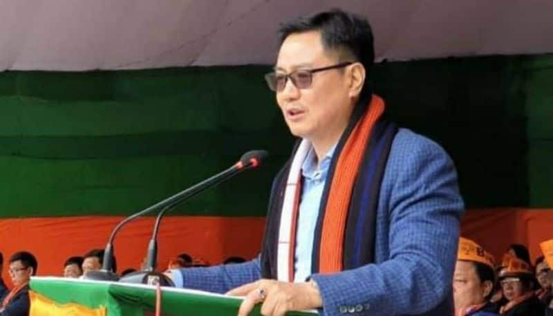 Fit India Movement Union sports minister Kiren Rijiju inspires youth gives fitness goals