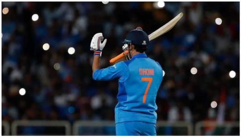 sachin tendulkar opinion about dhonis batting order in world cup 2019