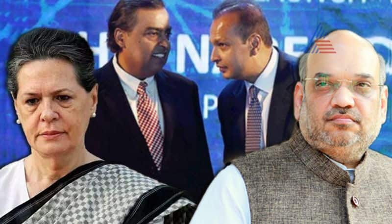 Politicians favour shares of Mukesh Ambani s Reliance Industries