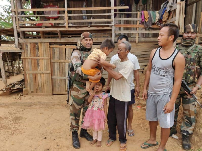 Monday motivation: When Indian Army reunited a family in North East