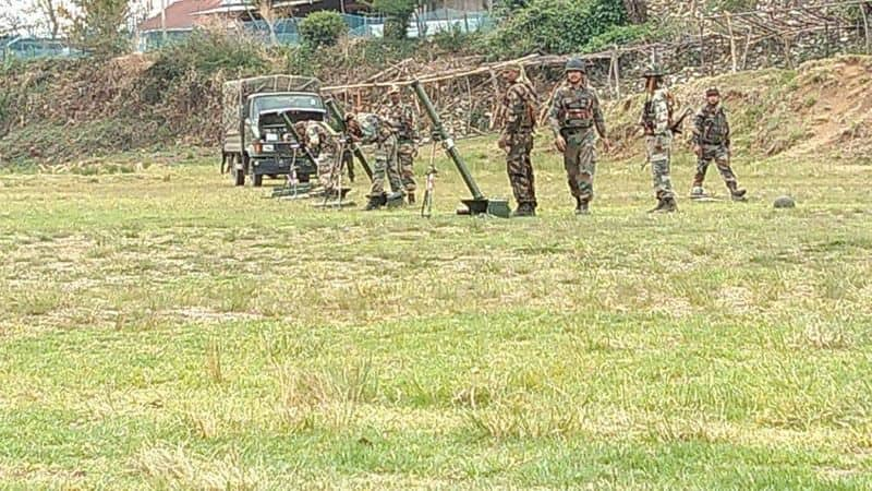Tension grips Manipur as Naga insurgent group violates ceasefire