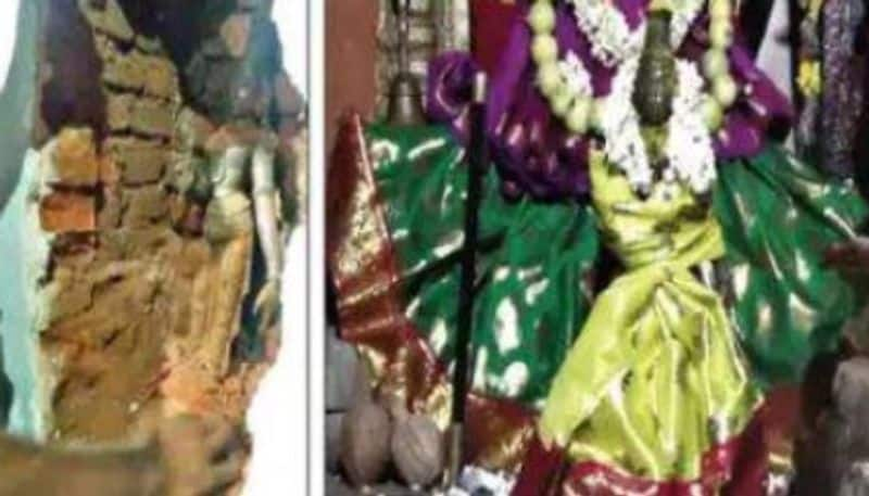 Tamil Nadu case solved 104 years 700 year old missing idol found former priest house