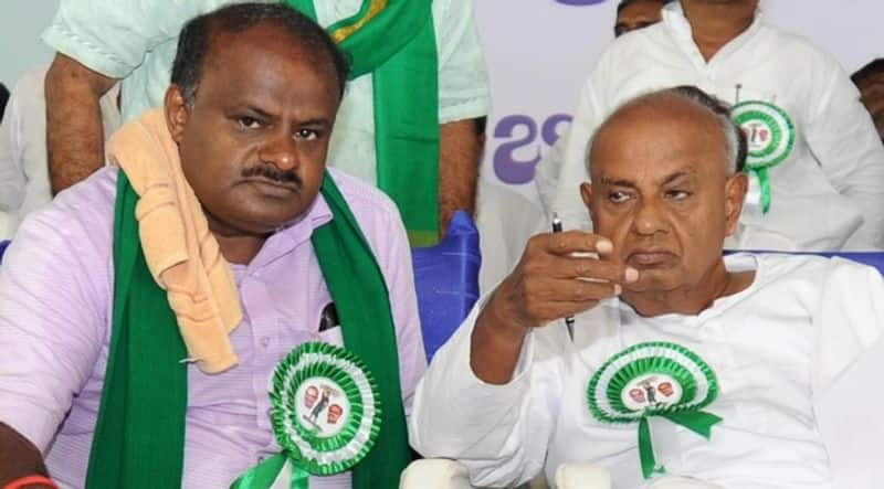 Election results 2019: JDS bars its members from speaking to media, representing party in TV debates