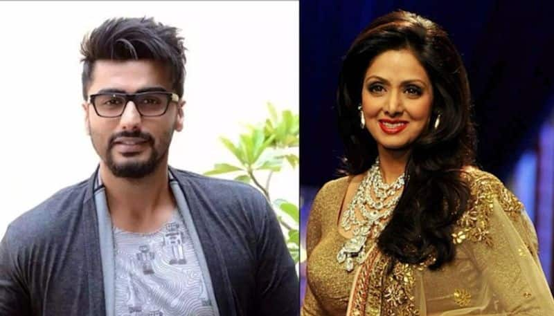 Arjun Kapoor opens up on why he helped Boney to bring back stepmom Sridevi body