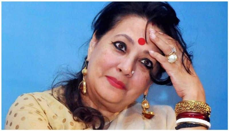 After bed tea remark, Moon Moon Sen says, a little violence always happens