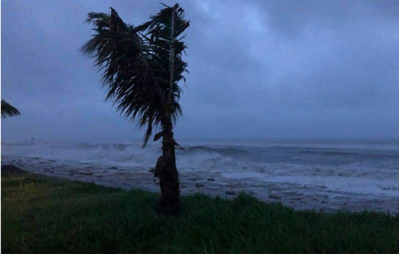 Indian Navy stands with nation as cyclone Fani intensifies into 'severe cyclone'