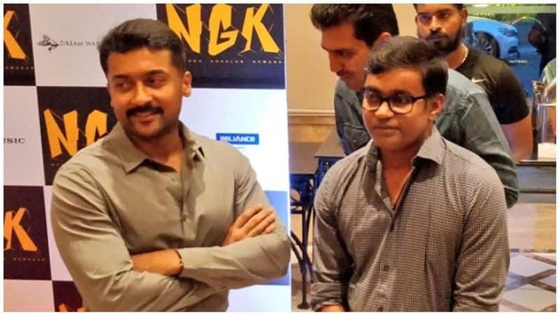surya is willing to do one more movie with selva