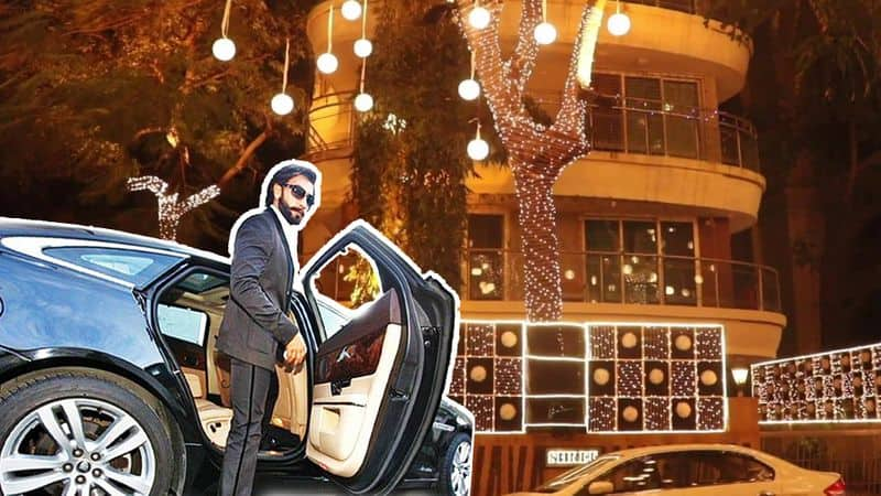 ranveer singh total net worth income, car and houses