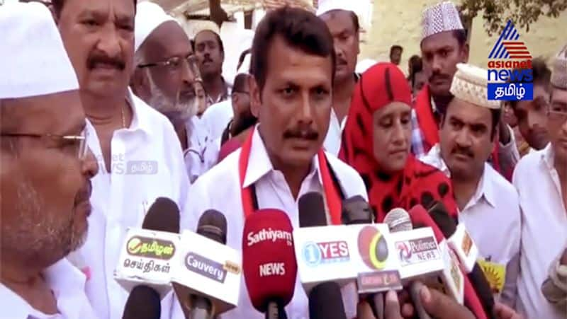 Electricity ban ... Opposition parties causing illusion ... Senthil Balaji accused