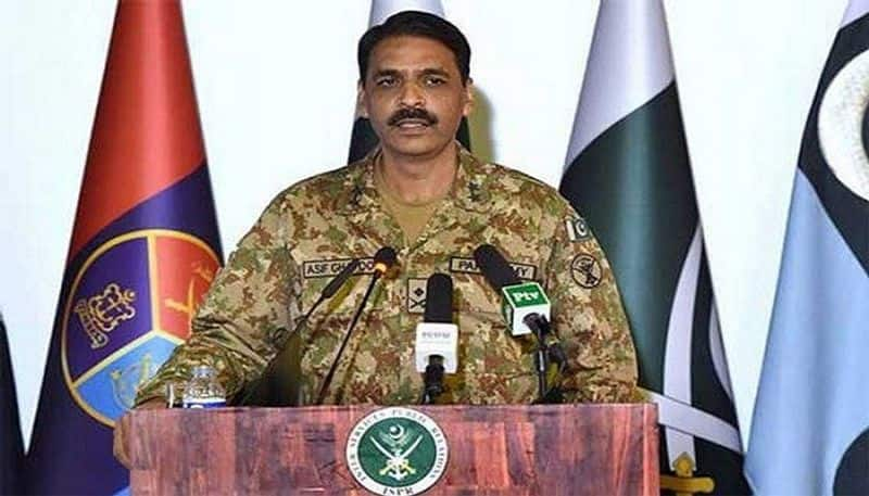 pakistan army admit presence of terrorists in its territory