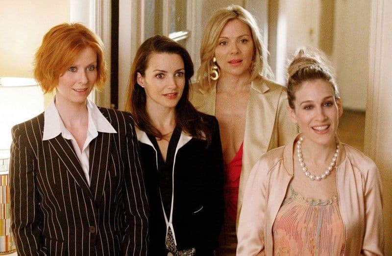 Cynthia Nixon on Sex and the City: Show failed the feminist movement