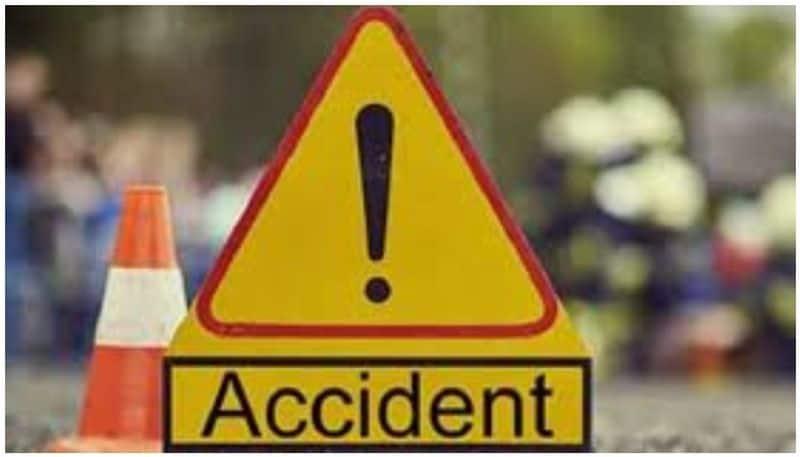 car accident...6 people kills