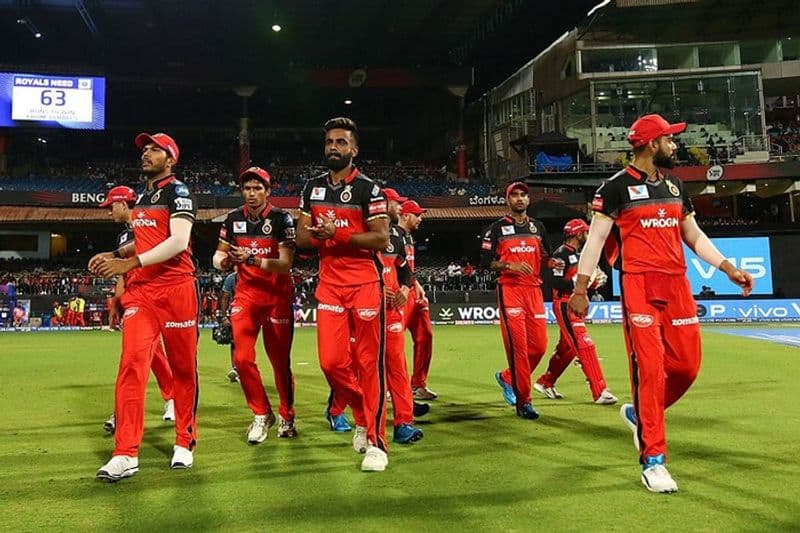 rcb captain kohli has not informed about social media pages changes