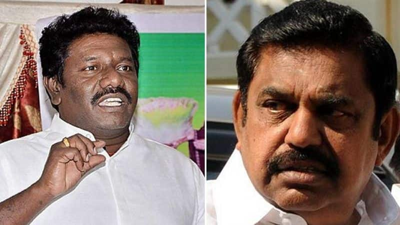 Karunas MLA announced we broke the Alliance with ADMK