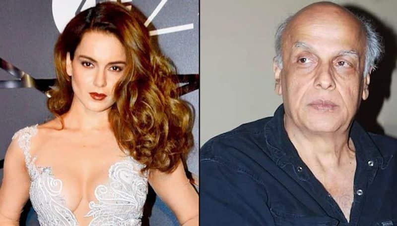 Mahesh Bhatt calls Kangana Ranaut 'bachchi' after facing allegations of throwing chappal at her