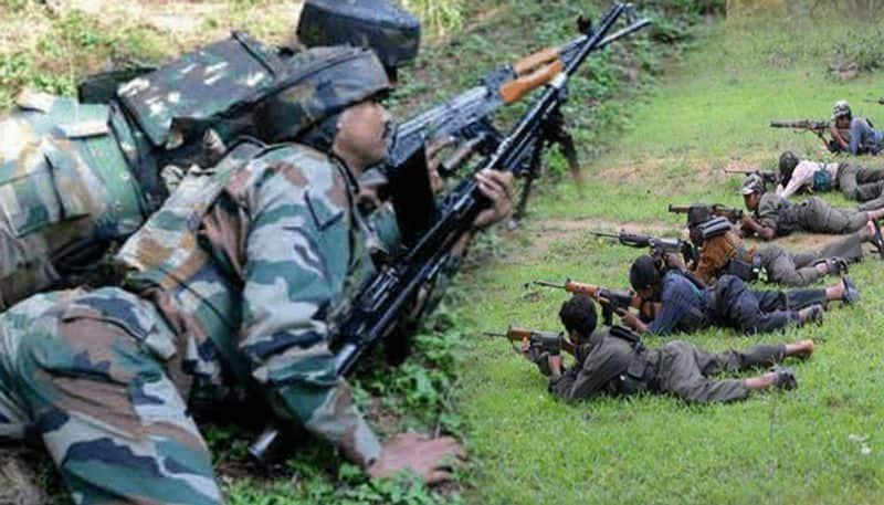 Woman naxal among two killed in dantewada encounter
