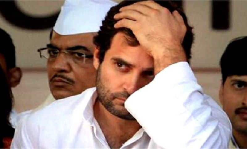 Election commission issued notice to Rahul Gandhi on his controversial statement during rally in MP