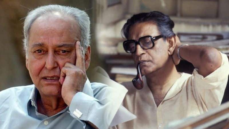 Satyajit Ray is still today living for me and inspiring me: Soumitra Chatterjee