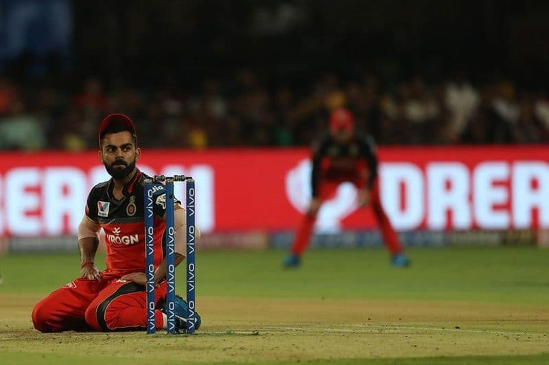 Royal Challengers Bangalore a season to forget