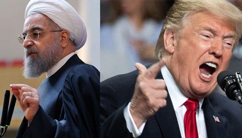 Deep tension between the US and Iran