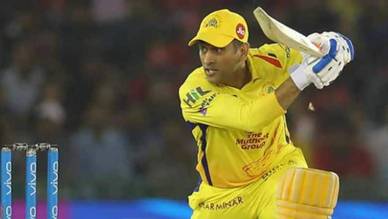 dhoni explains about his batting performance in ipl 2021