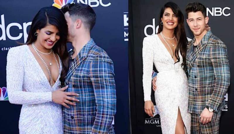 Billboard Music Awards 2019: Priyanka Chopra, Nick Jonas share a kiss during performance