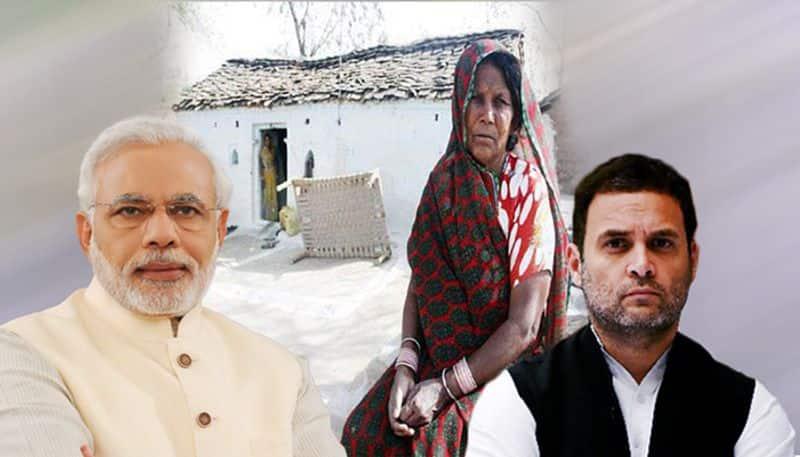 Rahul Gandhi makes promise 10 years ago to tribal woman of Tikamgarh, She got house under Modi's pradhan mantri awas yojana