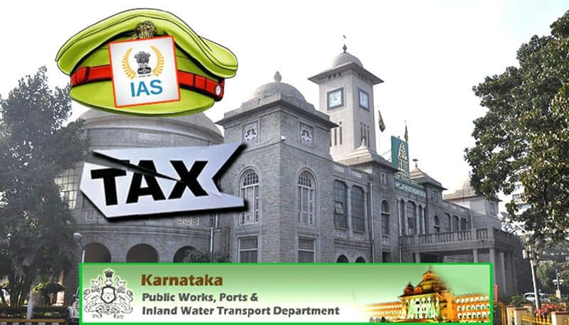 IAS IPS officers evade paying property taxes Bengaluru