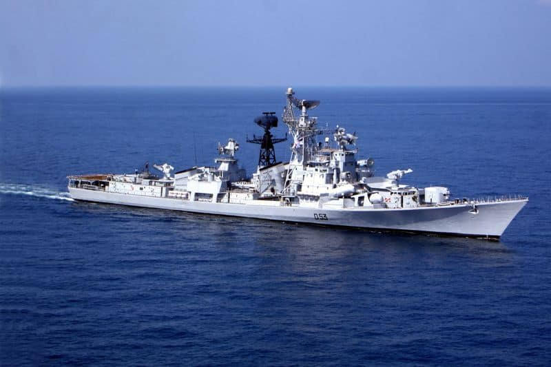 INS Ranjit to be decommissioned after 36 years of service