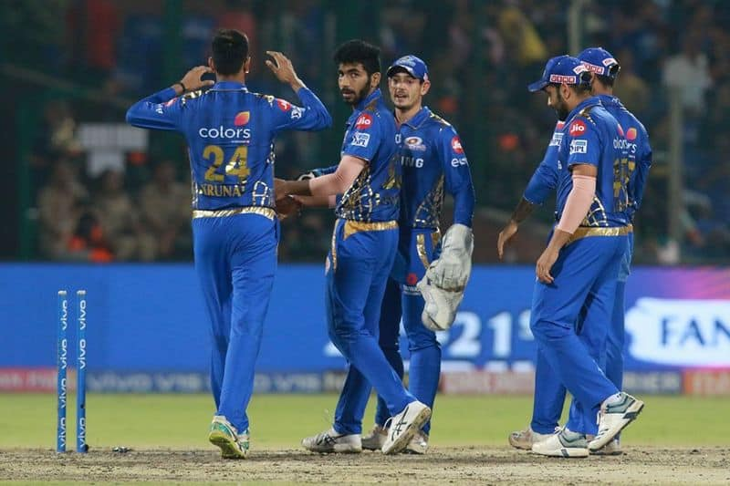 What helped Mumbai Indians pip Sunrisers Hyderabad and secure playoff spot