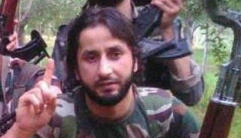 Burhan Wani gang comes to an end as sole surviving member Lateef Tiger gunned down