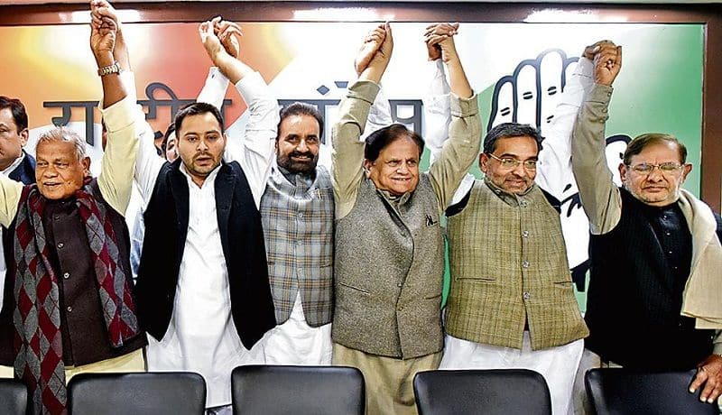 Mahagathbandhan scattered in Bihar, partners will fight separately