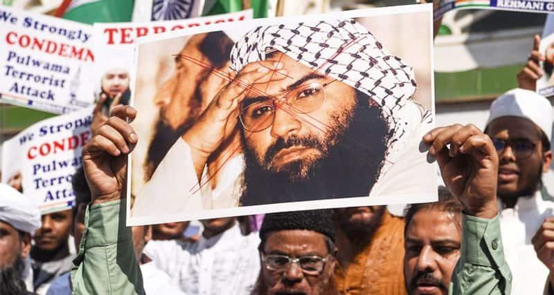 Masood Azhar family and relatives run terror network jaish e mohammed
