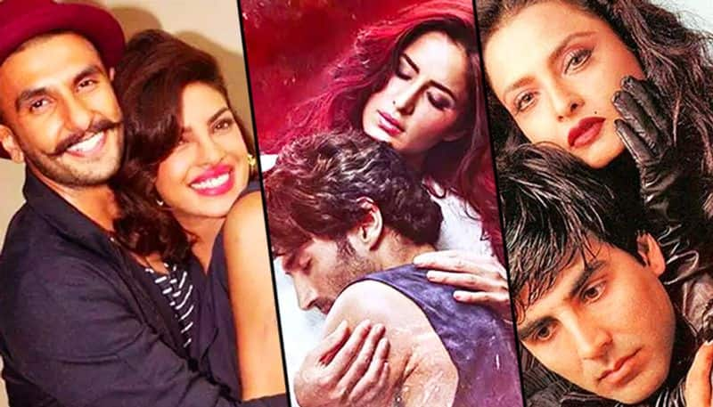 From Rekha to Priyanka Chopra: Bollywood gals romancing younger heroes sets new trend