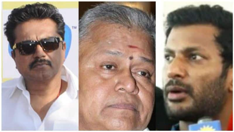 chennai high court orders to arrest two actors