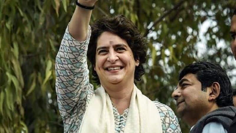 Priyanka Gandhi slams PM Modi