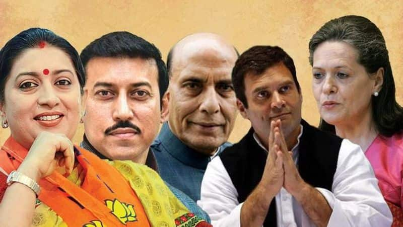 Clash of the titans from Amethi to Rae Bareli 6 constituencies to watch out for