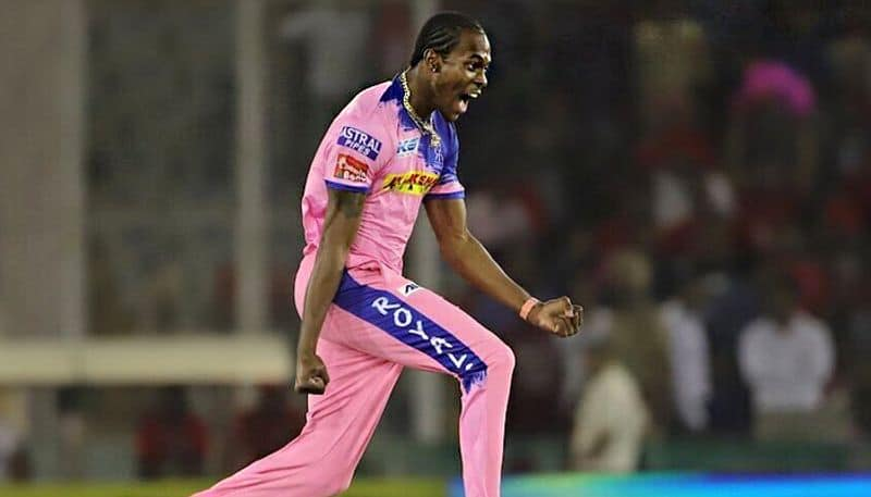 rajasthan royals player jofra archer ruled out of ipl 2020