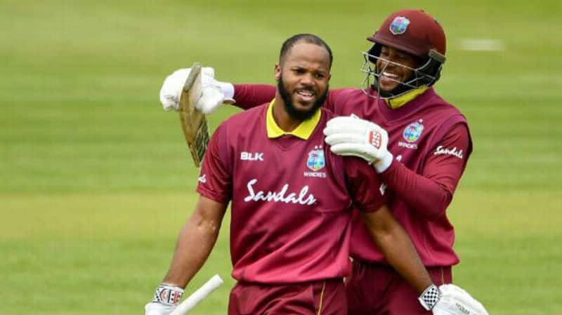 bangladesh bowlers stuggling to get first wicket of west indies in tri series final