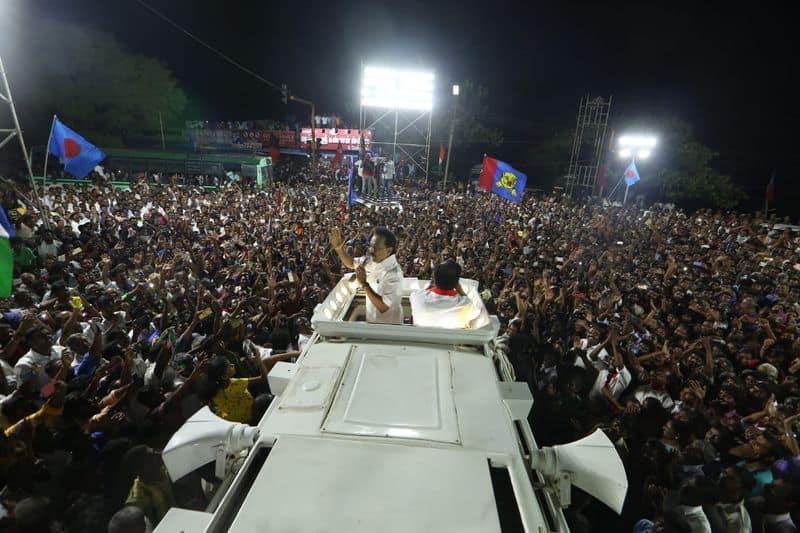 ADMK will split after election says Duraimurugan