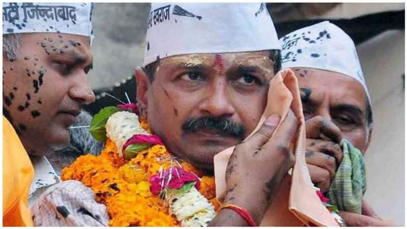 Stop this madness, Arvind Kesriwal is the Chief Minister of Delhi. !!