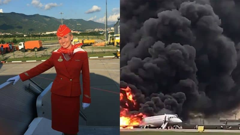 Moscow airport plane fire, At least 41 people killed in Aeroflot crash landing